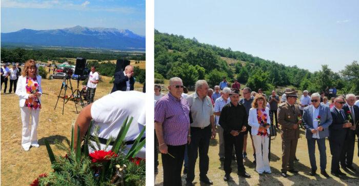Наташа Глигорић, праунука вође устнка Пере тунгуза